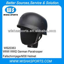 WWII WW2 German Paratrooper Fallschirmjager M38 Helmet