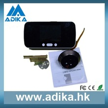 High Quality Electronic Door Peephole Viewer With 2PCS IR LED ADK-T110