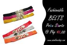 Fashionable Women's Belts