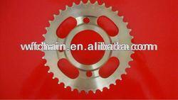 OEM moto chain and sprocket kits /three wheel motorcycle
