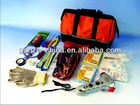 emergency road kits,first aid bag( FDA & CE approved)