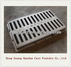 GD230 cast iron oem en124 cast iron sewer drain covers