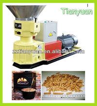 Bio fuel mini pellet press machine for sunflower shell pellets