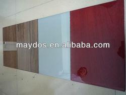 High Glossy UV Paint For MDF,PVC, Melamine Panels(Cabinet Panels)