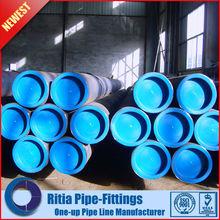 seamless water steel pipe industries