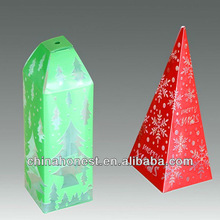 Hot sale christmas gift box, gift packaging supplies