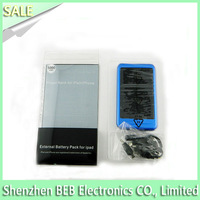 High quality 5000mah japan solar charger has attractive factory price