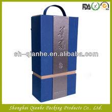 paper wine box from China