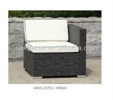 Aeagean sea textyline corner chair modern corner seat