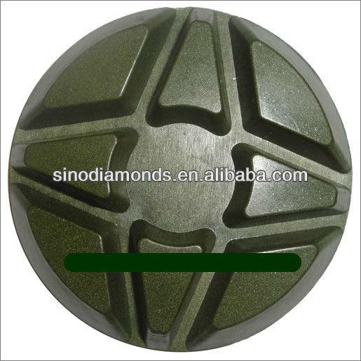 3 inches 80mm Diamond Floor Polishing Pad