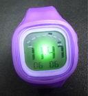 led flashing watches Japan movement 3ATM waterproof custom logo