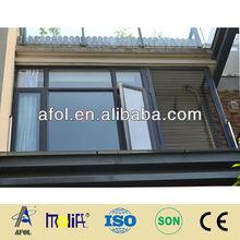 grille design- Heat insulating aluminium window decorative