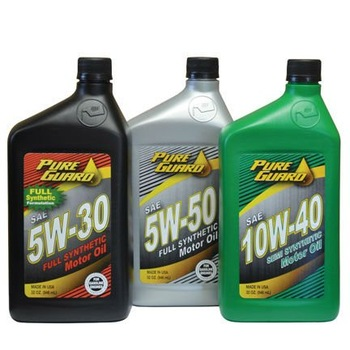 Pure Guard Motor Oil Made In Usa