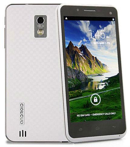 cubot m6589 quad core smart phone 4.7'' Quad Core Android 4.2
