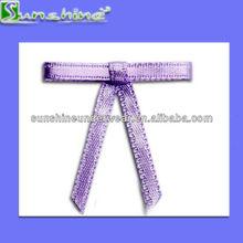 Underwear satin bow