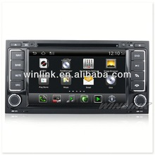 New S150 Android A8 Chipset for volkswagen touareg navigation support 3g wifi 1080p