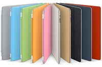 Manufacturer Wholesale Ultra Slim Thim Magnetic Smart Cover for Ipad Case Colorful