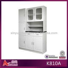 K810A cheap knock down kitchen wooden box cabinet