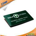 Pvc tarjeta inteligente con ISO CR80 dimensión a todo color de impresión y pantalla de seda de impresión / de la tarjeta inteligente