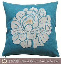 new design fancy wholesale silk chair cushion