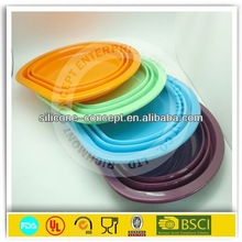 series quality degree silicone pot strainer