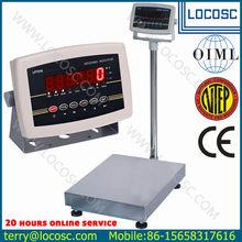 platform weight scale