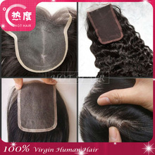 top quality hot selling top french lace closure factory huge stock