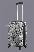 Unique quality polyester luggage trolley