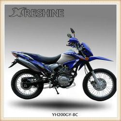 Newest RESHINE model mini 200cc motor bike YH200GY-8C
