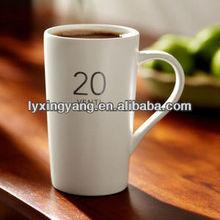 fine porcelain/ceramic mug with handle milk ,coffeecup