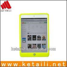 hard silicone phone case for ipad mini