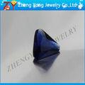 triangolo taglio tanzanite perline nome gemma