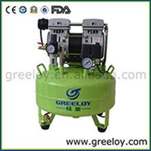 Bulk Price !!! Greeloy High Flow 52 dB Pure Air Compressor Air Compressor With 24L Air Tank
