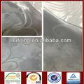 Poliéster tecido de cetim brilhante/sarja/cetim elastano