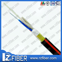 All dielectric self-supporting Aerial cable ADSS 24 core fiber optic cable