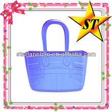 fashion silicone shopping bag