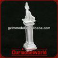 O mais novo modelo achitectural escultura/argila escultura modelo/escultura 3d modelos/moderna escultura de argila