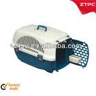 plastic pet carrier cage