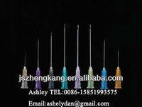 needle color code