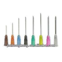 parts hypodermic needle