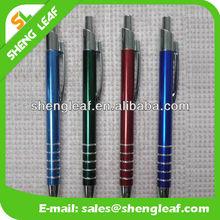 Colorful choice metal pen