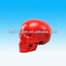 novelty skull box ceramic money saving boxes