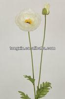 artificial hawaiian flowers new style home garden spring style flor silk flower exporter