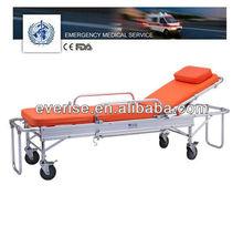 hospital patient transport stretcher