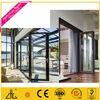 Wow!!aluminium folding door for sunroom,swimming pool,natatorium,garage,resort hotel/manufacturer/factory supplier/with catalog