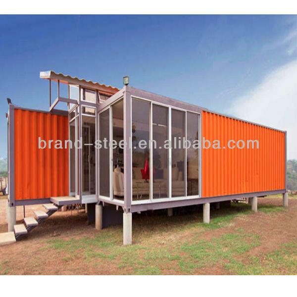 Modern kit kaffee 40ft container haus zum verkauf polen for Container haus anbieter