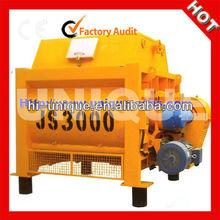 Hot JS3000 Concrete Mixer Machine With Large Capacity