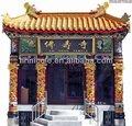 Tradicional de asia oriental para techos materials+made en china henanluoyang