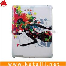 shiny IMD glossy case for ipad, for glossy ipad case