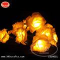 Qualidade chinese string luzes de flores para decoração festival
